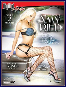 All About Amy Reid Porn DVD