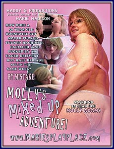 Molly's Mixed Up Adventure Porn DVD