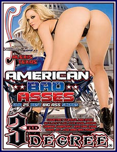 American Bad Asses Porn DVD