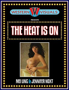 Heat Is On Porn DVD