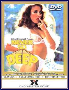 Never So Deep Porn DVD