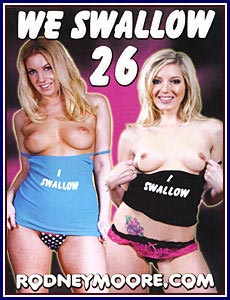 We Swallow 26 Porn DVD