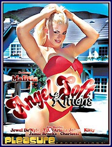 Angel Soft Kittens Porn DVD