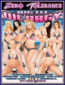 Oil orgy dvd