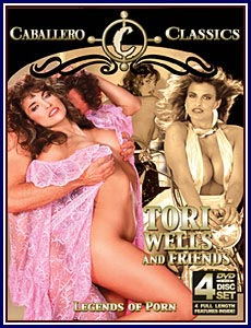 Tori Wells and Friends Porn DVD