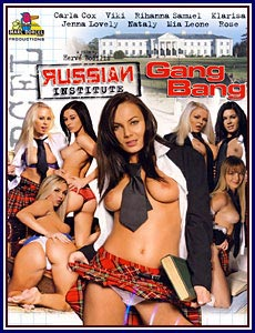 Russian Institute Lesson 13 Porn DVD