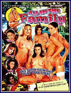 All In The Family Porn DVD