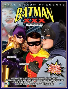Batman XXX: A Porn Parody Porn DVD