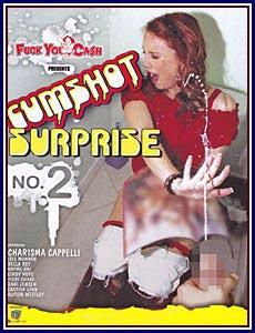 Cumshot Surprise 2 Porn DVD