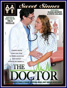 The Doctor Porn DVD