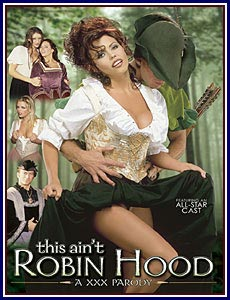 This Ain't Robin Hood A XXX Parody Porn DVD