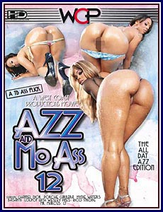 Azz and Mo Ass 12 Porn DVD