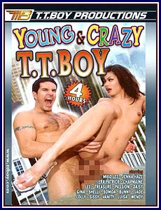 Young and Crazy T.T. Boy Porn DVD