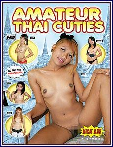 Amateur Thai Cuties Adult DVD