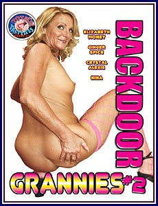 Backdoor Grannies 2 Porn DVD