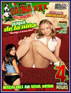 Latina XXX Papa De La Nina Porn DVD