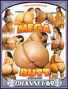 Mega Butt 31 Porn DVD