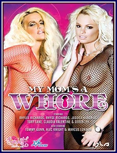 My Mom's A Whore Porn DVD