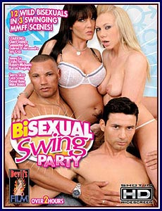 Bisexual Swing Party Porn DVD