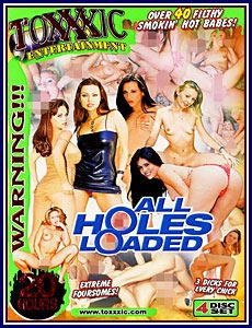 20 Hours All Holes Loaded Porn DVD