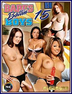 Babes Ballin' Boys 15 Box Cover Art.
