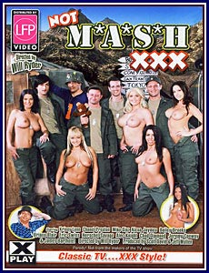 Not Mash XXX Porn DVD