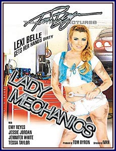 Lady Mechanics Porn DVD