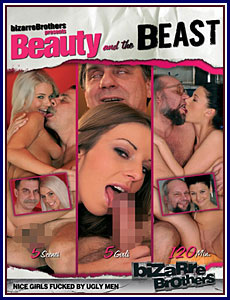 Beauty and the Beast Porn DVD