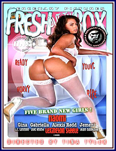 Fresh Out The Box Porn DVD