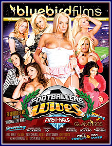 Footballers Wives: First Half Porn DVD