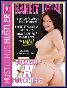 Barely Legal Straight A Students 2 Porn DVD