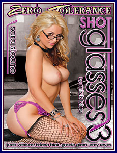 Shot Glasses 3 Porn DVD