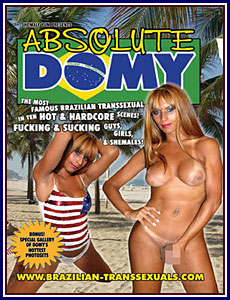 Shemale Yum Absolute Domy Porn DVD