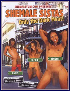 Shemale Yum Shemale Sistas Porn DVD