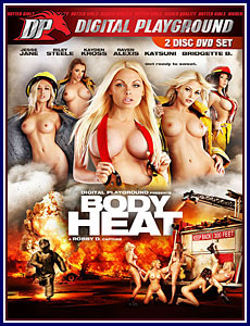 Body Heat Porn DVD