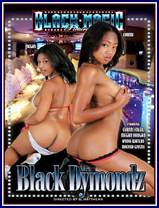 Black Dymondz Porn DVD