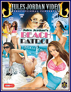 Beach Patrol Porn DVD