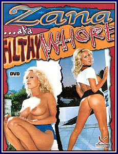 Zana aka Filthy Whore Porn DVD