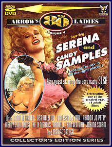 Arrow's 80's Ladies 4 Porn DVD