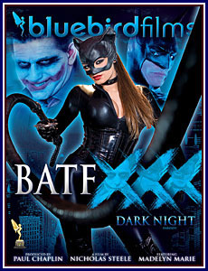 BatFXXX: Dark Knight Parody Porn DVD