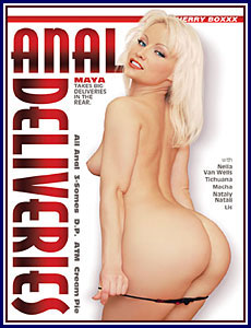Anal Deliveries Porn DVD