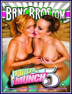 Power Munch 5 Porn DVD