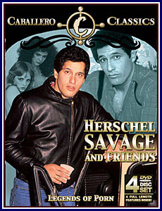 Hershel Savage and Friends Porn DVD