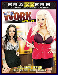 Big Tits At Work 11 Porn DVD