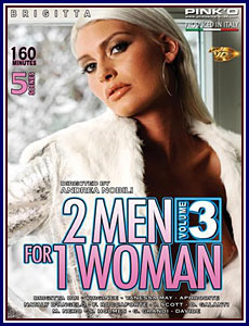 2 Men For 1 Woman 3 Porn DVD