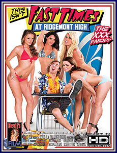 This Isn't Fast Times At Ridgemont High Porn DVD