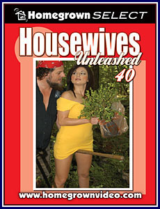 Housewives Unleashed 40 Porn DVD