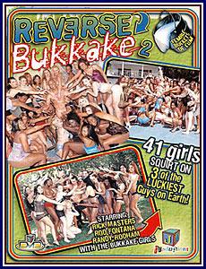 reverse bukkake