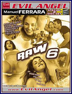 Raw 6 Porn DVD