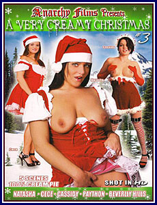 A Very Creamy Christmas 3 Porn DVD